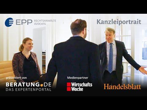 Filmreportage EPP Rechtsanwälte Avocats | beratung.de