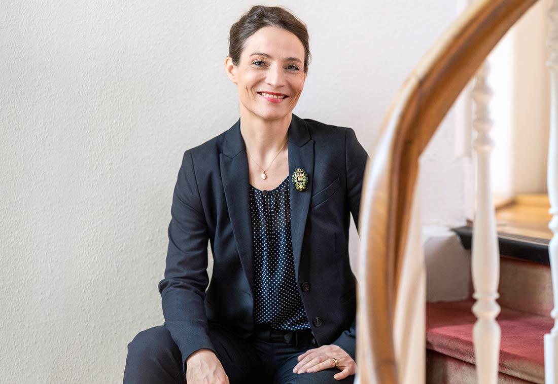 Rechtsanwältin Dorothée Stumpf